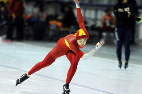 全国速滑锦标赛