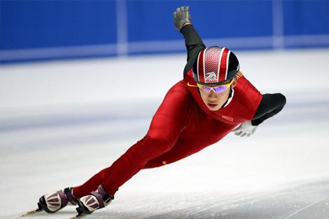 2017年哈尔滨市速滑青少年赛