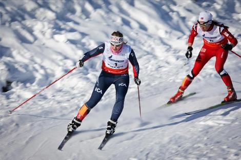 黑龙江省越野滑雪联赛第一站