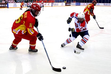 中国国际男子冰球精英赛