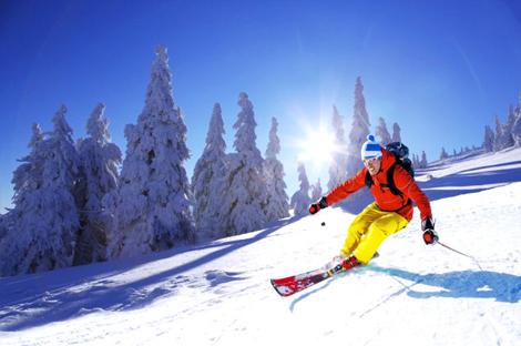 黑龙江省高山滑雪联赛第二站
