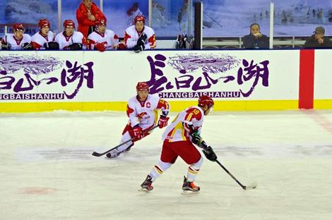 全国青少年冰球邀请赛