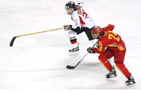 全国男子冰球联赛第四站
