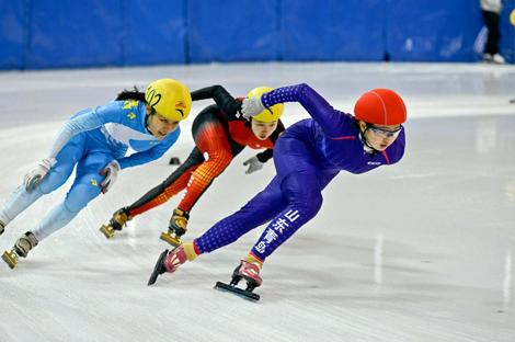 黑龙江省短道联赛第三站
