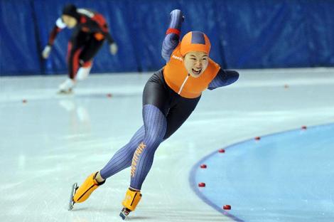 全国速滑少年锦标赛