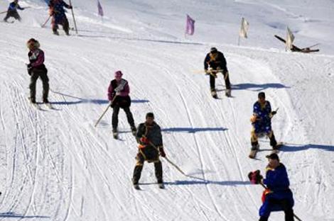 全国高山滑雪青少年锦标赛