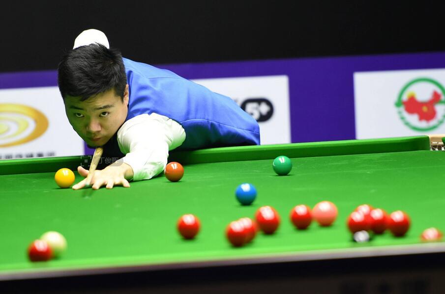世界斯诺克国际锦标赛使大庆再次汇聚全球目光