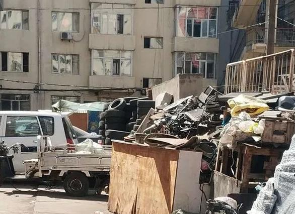 哈市宣化街多家汽配店有消防隐患 辖区派出所要求整改