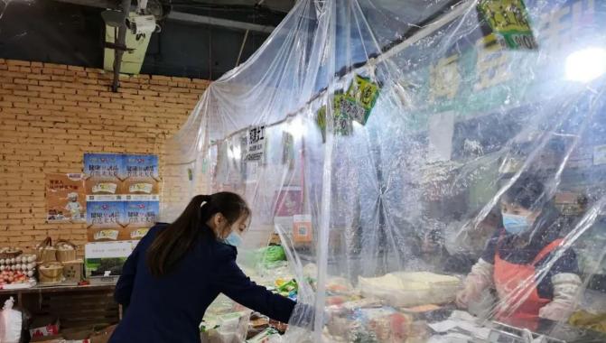 哈尔滨南岗重点查农贸市场、药店和隔离宾馆防疫情况