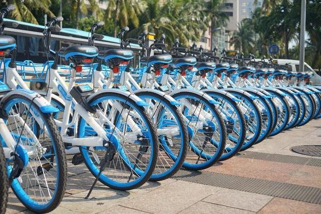私自在街头投放共享单车的企业 将受处罚并在信用中国网站曝光
