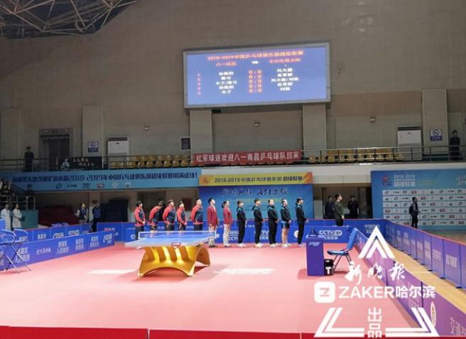 0:3不敌八一 黑龙江中州永刚遭遇新赛季两连败