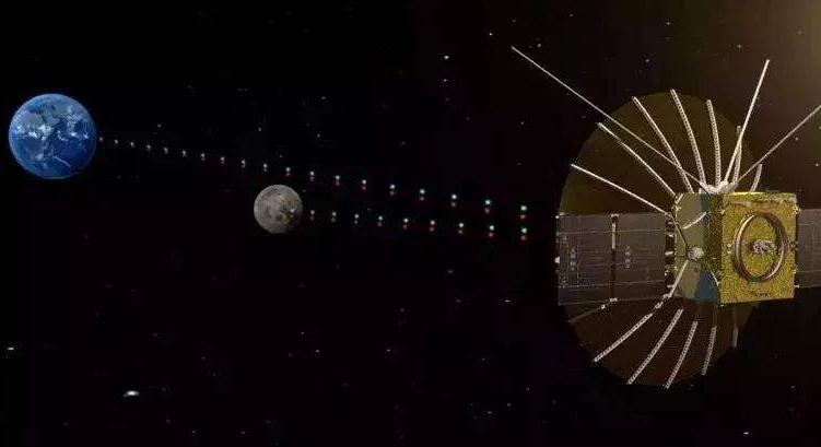 哈尔滨工业大学绕月卫星团队载誉回哈尔滨