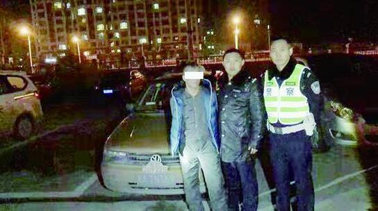 冰城交警夜查酒驾毒驾 吸食2种毒品的哥毒驾上道被拘留