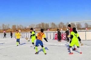 尔滨市青少年校园足球文化节