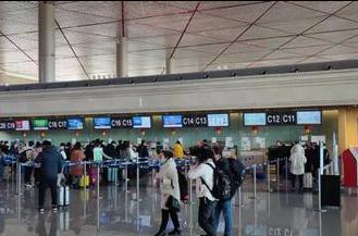 哈机场春节黄金周运客7万余人次