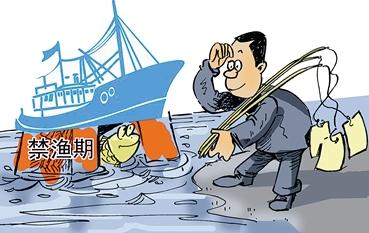 今年黑龙江自然捕捞水域禁渔期确定 兴凯湖水域45天