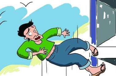 安达市法院发生坠楼事件 坠楼男子系哈尔滨籍已死亡