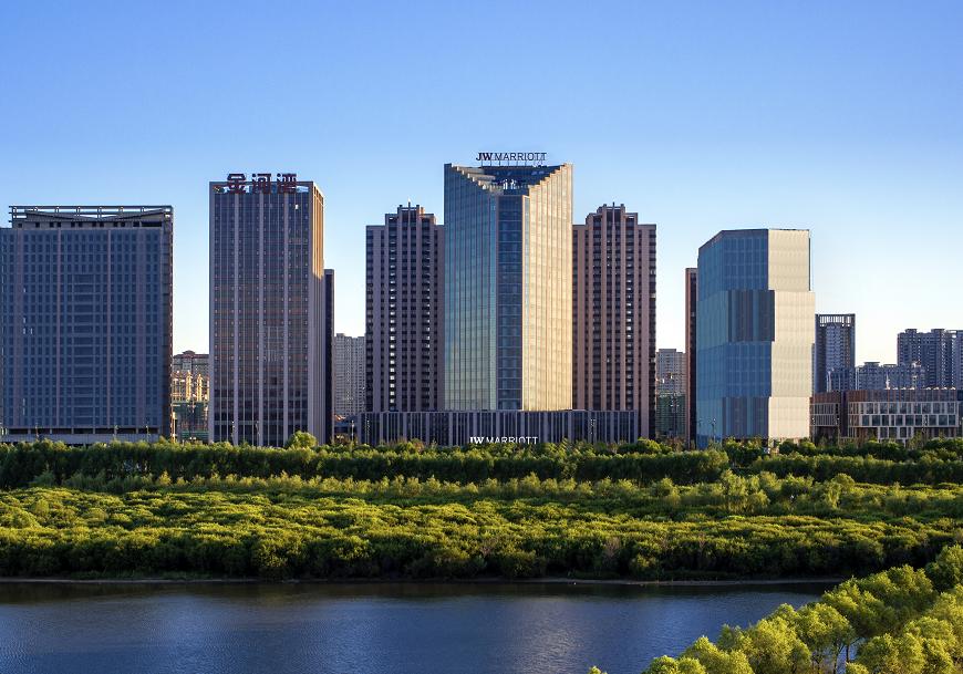 哈尔滨JW万豪酒店多彩秋日之旅