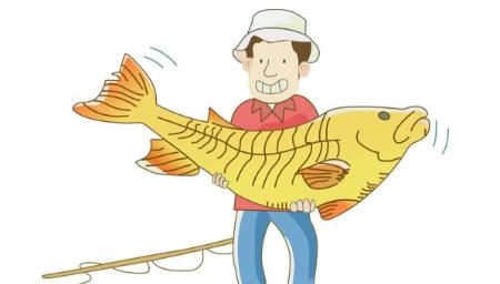 男子开车钓鱼错把油门当刹车 奥迪冲进鱼塘泡一夜