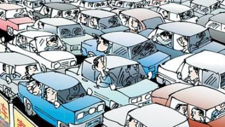 以治理交通拥堵为重点 哈市实施5类工程提升城市品质