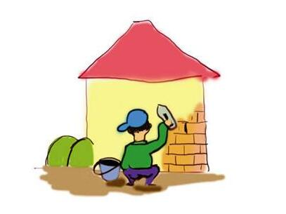 哈市一小區別墅區多戶業主私建 20㎡的院子擴大4倍