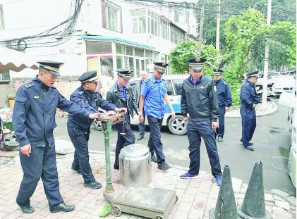 哈尔滨市香坊区10余处扰民废品站被取缔