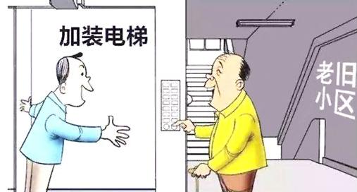 老旧小区申请加装电梯首日黑龙江全省83个小区报名