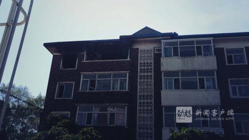 大庆一4楼民宅发生燃气爆燃事件 致1人受伤