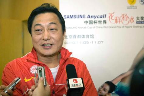 前中国花滑队总教练姚滨入选世界花滑名人堂 系冰城人