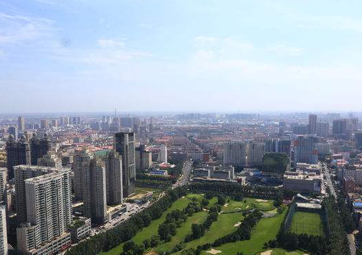 黑龙江1-7月九成天数空气质量达标 PM2.5均值降低