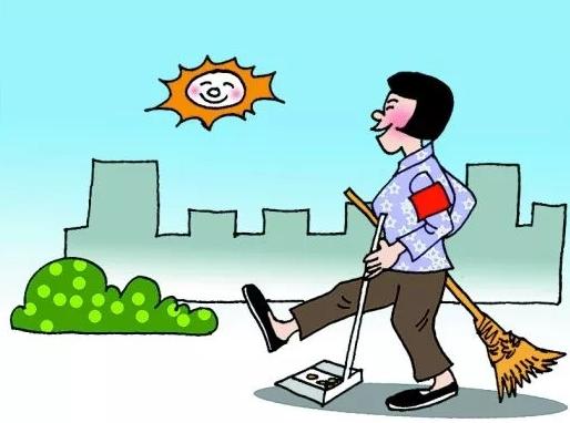 道里开展物业小区春季环境卫生整治 卫生差上黑榜