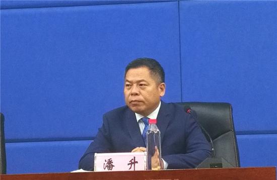 (黑龙江省粮食局副局长 潘升)