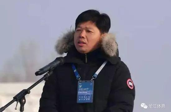 中国铁人三项运动协会秘书长陈笑然
