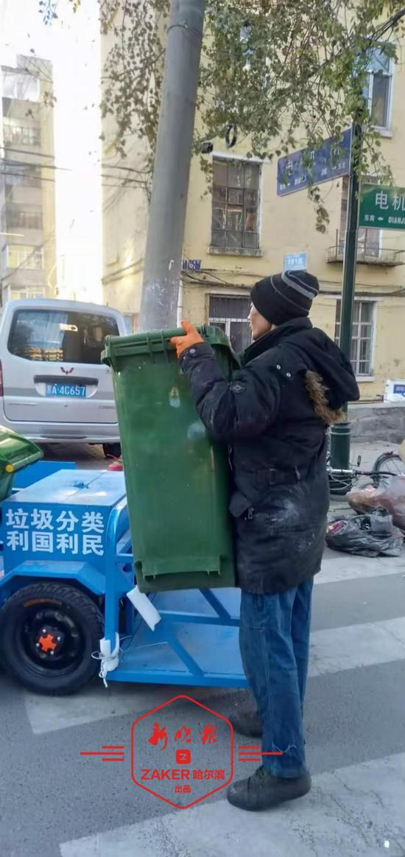 """专门转运""""9小""""门店和庭院垃圾 这个区拟配备百余台小型电瓶垃圾分类转运车"""