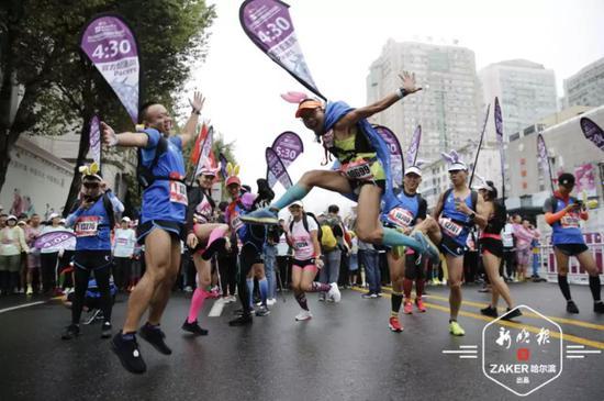 2019哈尔滨国际马拉松今晨开跑 十大看点不容错过