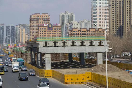 东二环高架体系工程