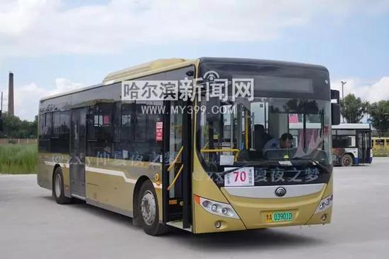 公交1分钱乘车优惠活动又来了 70路、72路新车上线运行