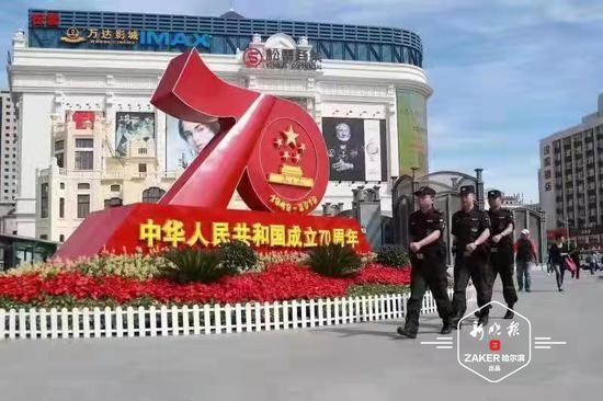 黑龙江省每天投入近两万警力 中秋节社会秩序安全平稳