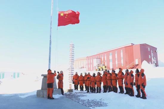 哈尔滨3名研究员将赴南极参加第36次科考