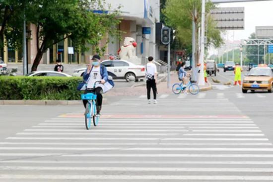 哈尔滨人注意!骑共享单车这些行为都将被查处