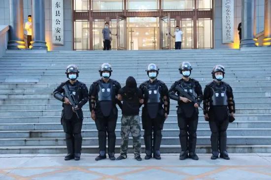 一家两人死亡!黑龙江警方14小时破获特大入室杀人案