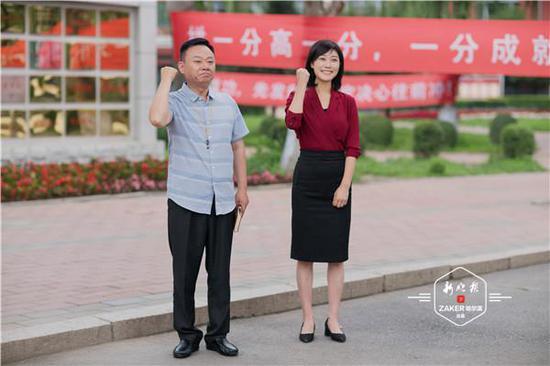 哈三中取景拍摄 班主任确有其人 这部校园剧要讲冰城青春故事