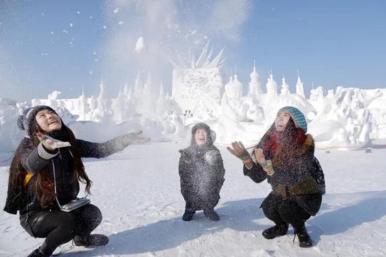 官宣!5个月400余项活动 哈尔滨超长版冰雪季来了!