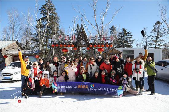 今冬首批深圳客已来打卡 谁能不爱这样的冰雪童话世界