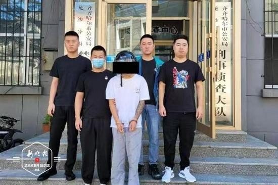 黑龙江警方抓获一专在洗浴中心偷手机惯犯