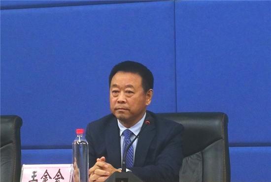 (黑龙江省农业农村厅厅长 王金会)