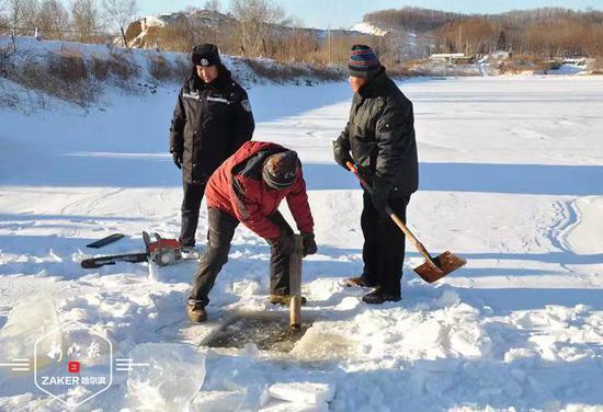 男子捕4000余只林蛙被抓 冰天雪地咋放生?