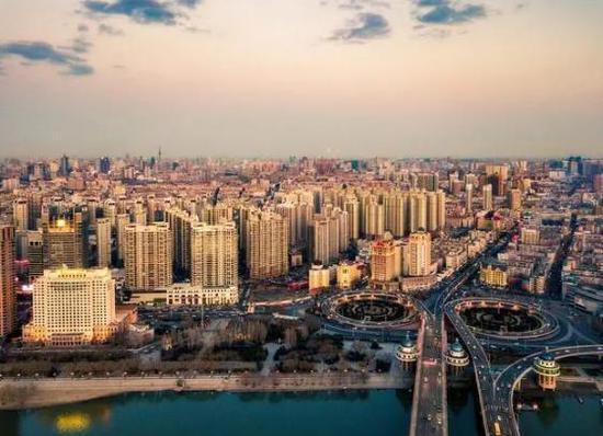 哈尔滨首批256个市重点产业项目年计划投资约350亿元