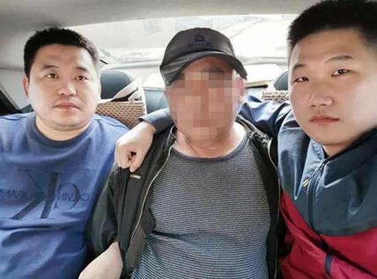 抓捕归案!23年前哈尔滨菜市场命案是他干的
