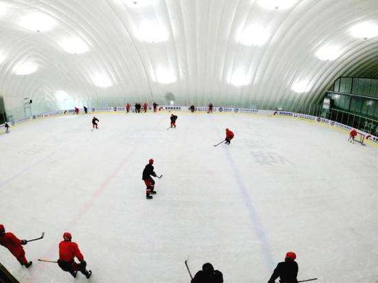 哈尔滨市将建10处气膜冰上体育馆 快看都在